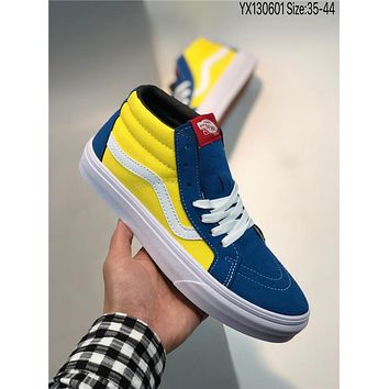 Vans Classic Slip-On cheap fashion Mens and womens sports shoes