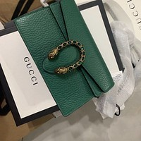 GUCCI Nano Dionysus Mini Dionysus Mini Shoulder Bag