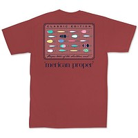 SALE Merican Proper Southern Fishing Tools Pigment Dyed Unisex T-Shirt