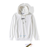 hcxx Off-White  Care Of Off White  Hoodie