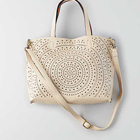 STREET LEVEL REVERSIBLE MINI TOTE