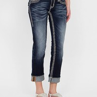 Rock Revival Avery Cropped Stretch Jean