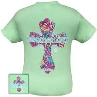 Sale Girlie Girl Originals Preppy So Loved Cross T-Shirt
