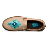 Embroidery Classic Slip-On