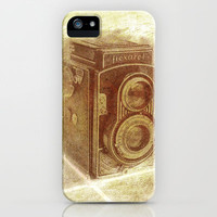 Old Camera iPhone Case by Maximilian San