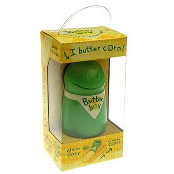 Butter Boy Corn On The Cob Butterer Stores Butter Picnic & Barbecues Easy to Use