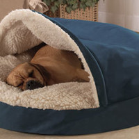 Dog Bed: Cozy Cave for dogs  DrsFosterSmith.com