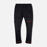 Strapped Up Slim Utility Pant Infrared