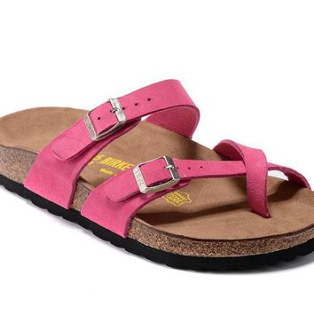 Men's and Women's BIRKENSTOCK sandals Mayari Birko-Flor 632632288-116