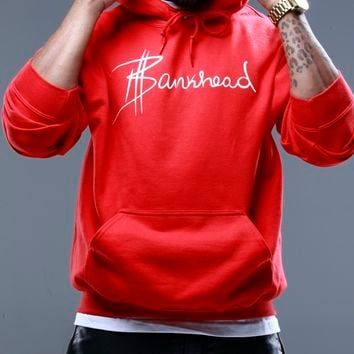 """RED """"Bankhead"""" Signature Hoodie"""