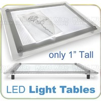 Ultra Thin LED Tattoo Tracing Graphing Light Box -Size A3-