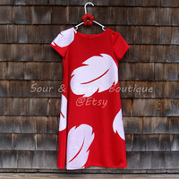 Child Lilo Costume Dress (Made-To-Order)