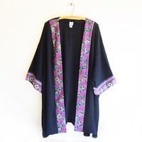 CABIN FEVER KIMONO from GET HIGH WAISTED