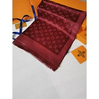 Louis Vuitton men and women fashion accessories comfortable cashmere scarf silk shawl size: 200*70