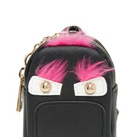 Mad Face Backpack Coin Purse