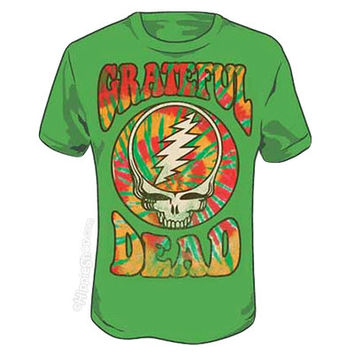 Grateful Dead - Groovy  T Shirt  on Sale for $18.95 at The Hippie Shop