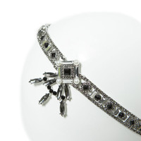 BOW HEADBAND WITH CRYSTAL BEADS - Accessories - Accessories - Woman | ZARA United States