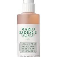 Mario Badescu Facial Spray with Aloe, Herbs & Rosewater,