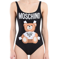 Moschino  Summer Sexy Bodysuit / Swimsuit