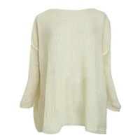 Candy Colored Lightweight Jumper