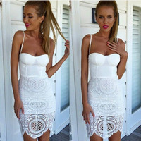 Stella Bustier Dress