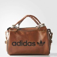 ADIDAS women's handbag shoulder bag casual bag travel bag