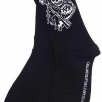 Sons Of Anarchy Reaper Socks