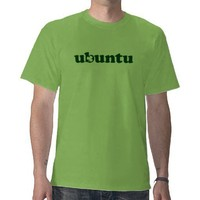 UBUNTU Boston Celtics 2008 Playoffs T Shirt from Zazzle.com