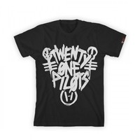 Punk Marker T-Shirt - T-Shirts - Apparel