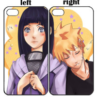 naruto and hinata y0048 iphone 4s 5s 5c 6 6plus, ipod 4 5, lg g2 g3 nexus 4 5, sony z2 couple cases