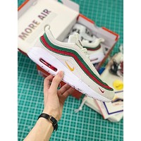 Gucci x Sean Wotherspoon x Nike Air Max 1 / 97 VF SW Hybrid Sport Running Shoes