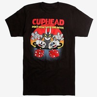 Cuphead Don't Deal With The Devil T-Shirt