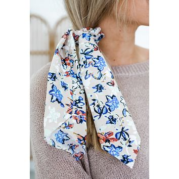 Girly Things Scrunchie Scarf