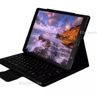 Bluetooth Wireless Keyboard Case Cover Tablet PC Stand Holster Cover for IPAD PRO