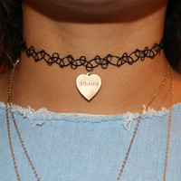 BBHMM Tattoo Choker