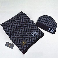 Louis Vuitton LV Woman Fashion Accessories Sunscreen Cape Scarf Scarves-2