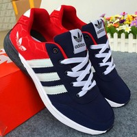 """""""Adidas"""" Trending Fashion Casual Sports Shoes Red"""