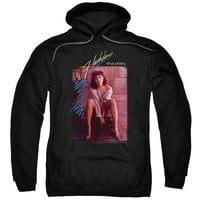 Flashdance - Title Adult Pull Over Hoodie
