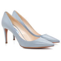 PRADA | Prada Pointy Toe Pumps | PRADA 1I615D U5U F0237 | PRADA Shoes
