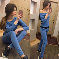 Winter Hot Sale Ladies Sportswear Set [9663819599]