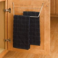 Rev-A-Shelf 563-32 C Towel Holder - Wire-Chrome