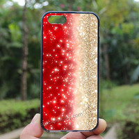 Red and white stars,stars shine,iphone 4 case,iPhone4s case, iphone 5 case,iphone 5c case,Gift,Personalized,water proof