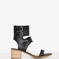 Coconuts by Matisse Trudy Buckle Sandal