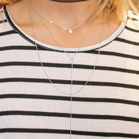 Too Sweet Choker - Silver