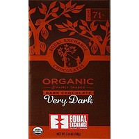 Equal Exchange Chocolate 12 Count Organic