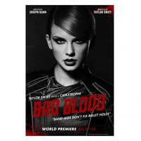 Bad Blood Video Poster