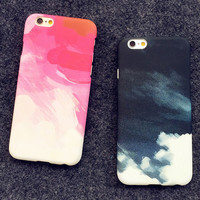 Abstract Case Cover for iPhone 5s 6 6s Plus Gift-150