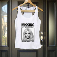 Missing Molly Tank top-Pancaluncal
