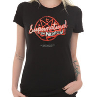 Supernatural The Musical Girls T-Shirt