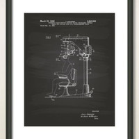 Nuclear Water Jet Engine 1959 Patent Art Illustration - Drawing - Printable INSTANT DOWNLOAD - Get 5 Colors Background
